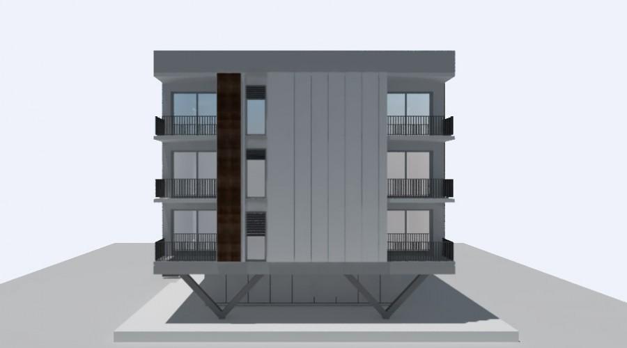 Bytový dom - štartovacie byty pre mladých