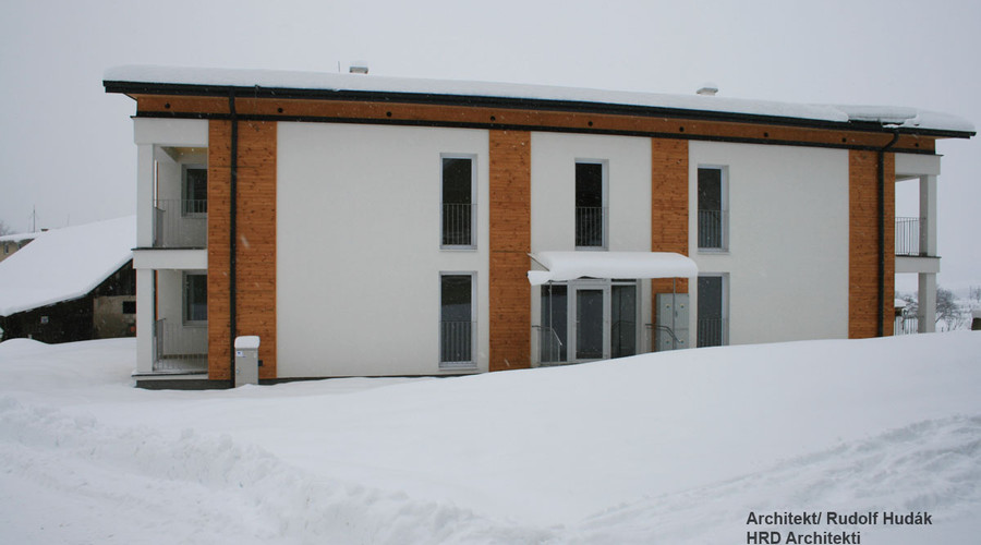 Nájomný bytový dom