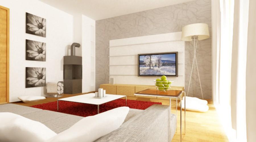 Low-cost (lacný) interier domu od Ikea