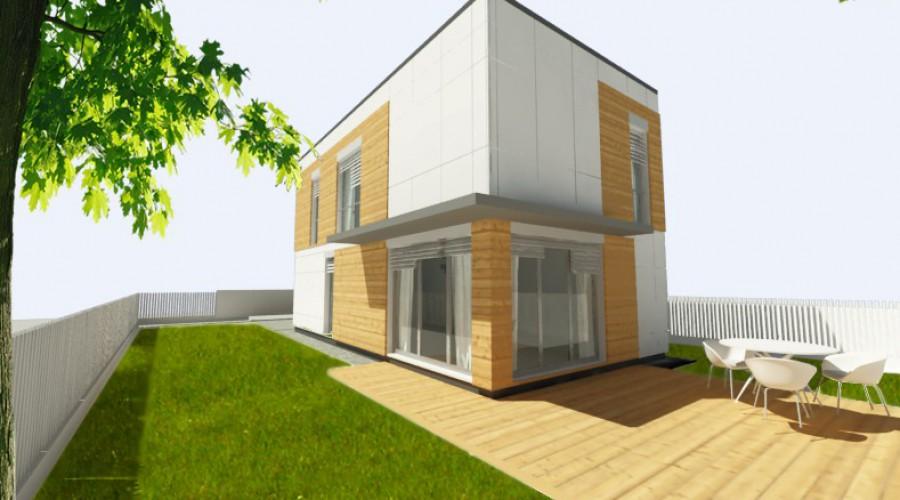 """Rodinný dom  """"Cube"""""""