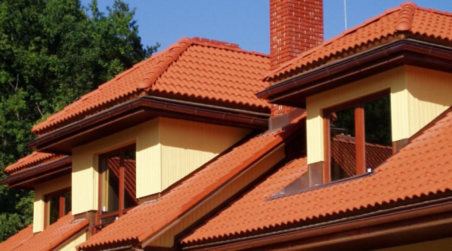 rodinný dom sosedlovou strechou