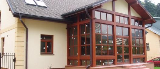 Rekonštrukcia rodinný dom